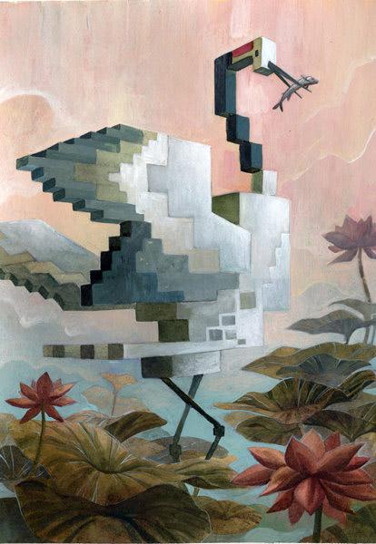 Pixel Animals