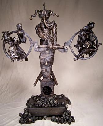 Villafranca Fantasy/Sci-Fi Statues