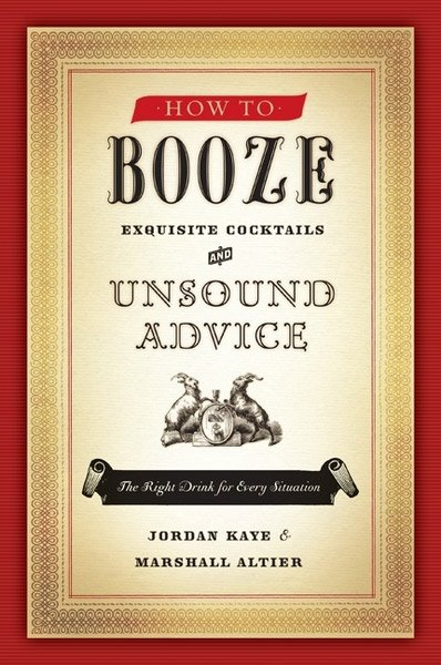 How to Booze (Book)