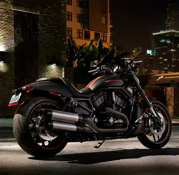 2012 Harley Night Rod Special