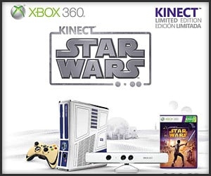 Xbox Kinect Star Wars Bundle