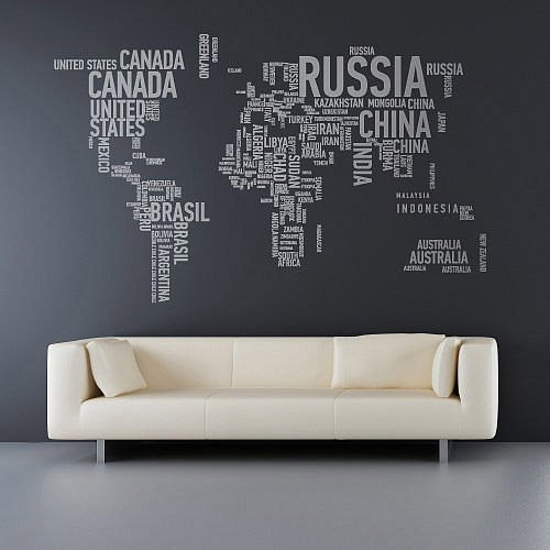 A Different World Wall Stickers ... Part 51