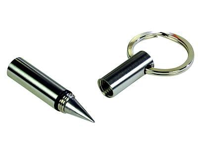 Metal Pen Key Ring