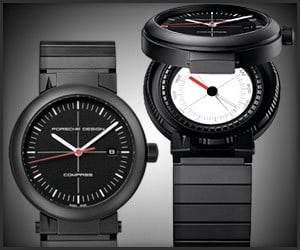 Porsche Design Compass Watch