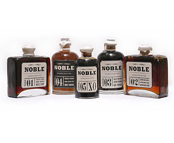 Noble Handcrafted Tonics