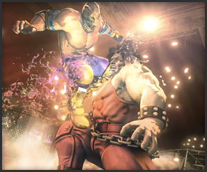 Street Fighter x Tekken (Trailer 2)