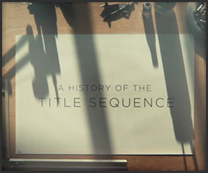 A History of the Title Sequence