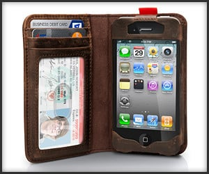 BookBook Case for iPhone