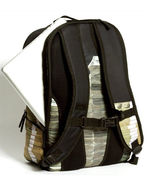 Money Stacks Backpack