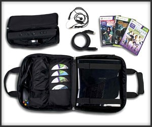 Xbox 360/Kinect Carrying Case