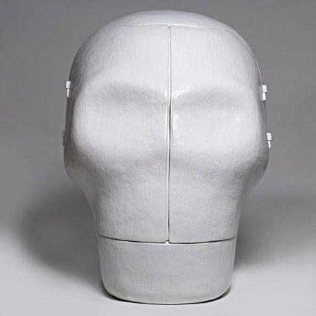 Sensory Deprivation Skull Chair
