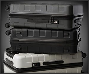 Muji Hard Carry Travel Suitcase