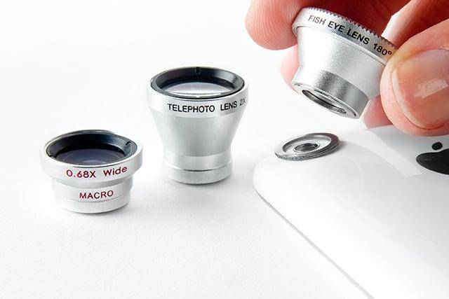 Photojojo Phone Lenses