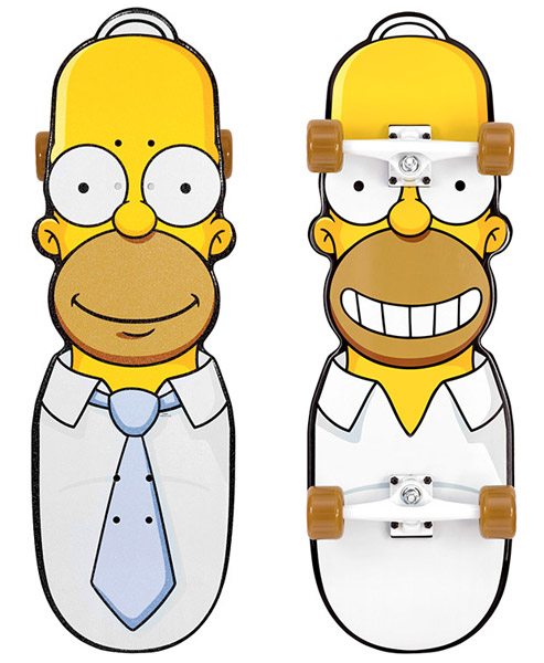 The Homer Deck