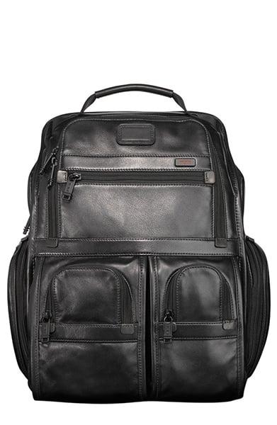 Tumi Alpha Compact Laptop Briefcase Pack - Tumi Laptop Bag Review.