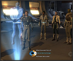 Star Wars TOR: Esseles Gameplay