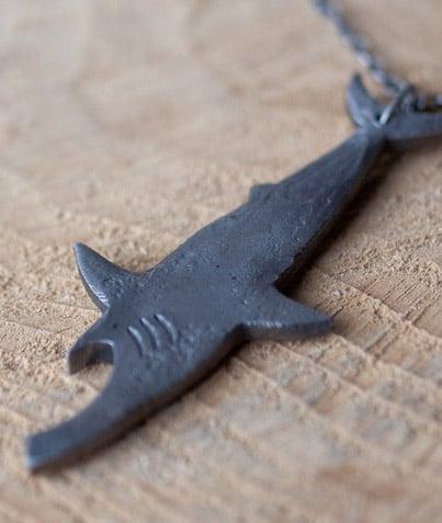 Shark Opener Necklace