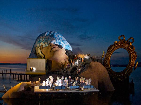 Andrea Chénier Opera Set
