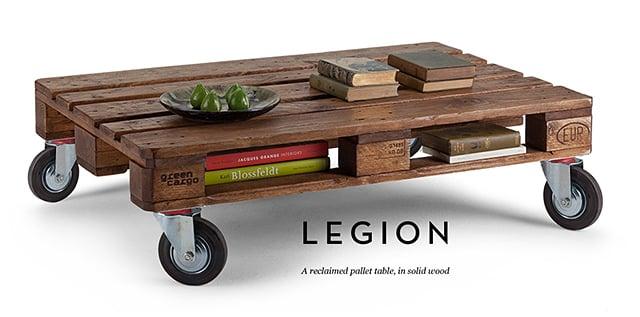 Legion Pallet Table