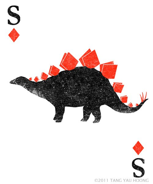 Playing Cards Re-Interpreted