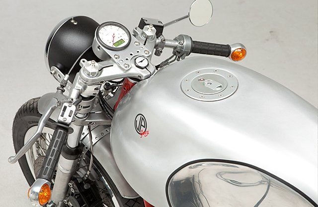 Kaffemaschine Guzzi California