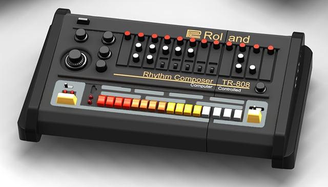 roland tr 808 flash drive. Black Bedroom Furniture Sets. Home Design Ideas