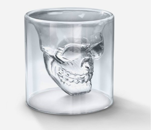 Doomed Shot Glass