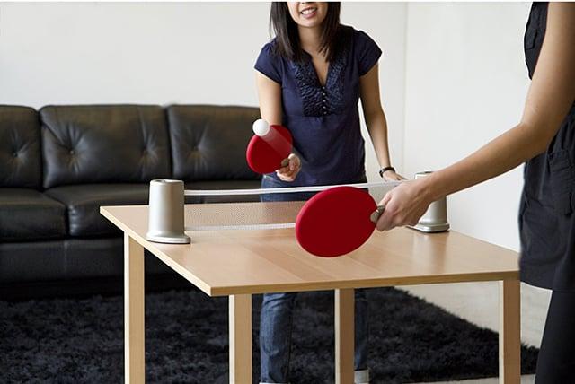 Pongo Portable Ping Pong Set