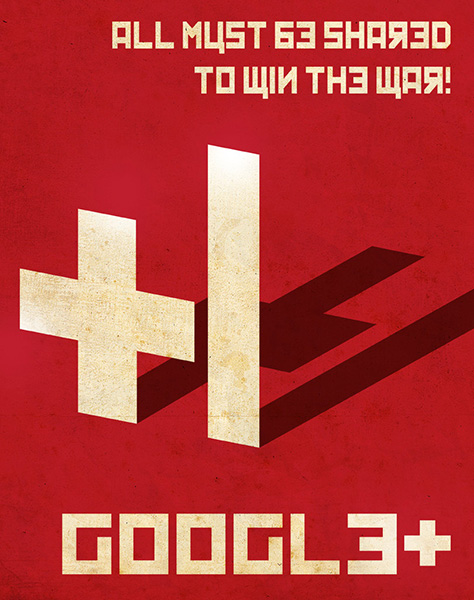 Website Propaganda Posters