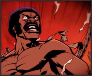 Black Dynamite: Animated Series