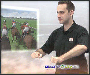 Dumbest Use of Kinect