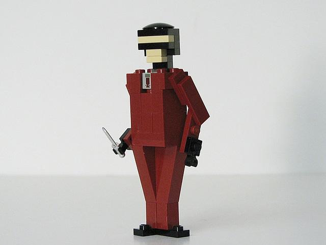 Lego Team Fortress 2