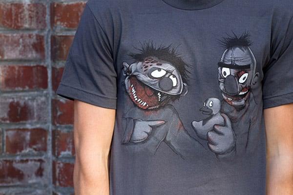 Zombert & Zernie T-Shirt
