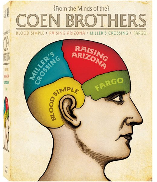 Coen Brothers Collection (Blu-ray)