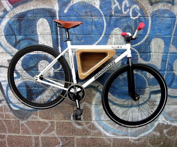 Bedford Ave. Bike Rack