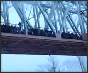 Mass Bridge Jump
