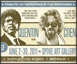 Quentin vs. Coen Prints