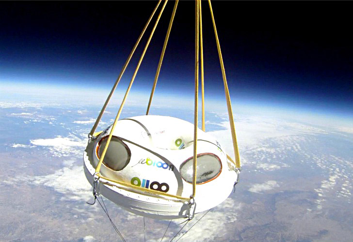 Bloon Near-Spaceship