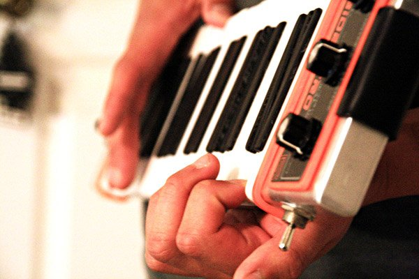 Keytar for All