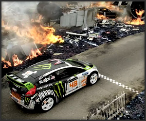 Gymkhana 4: Hollywood Style