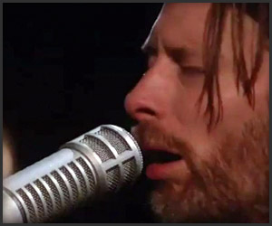 radiohead from the basement