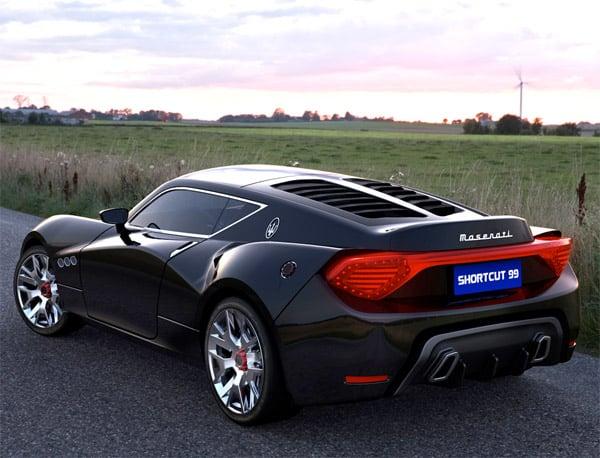 Maserati Shortcut 99 Concept