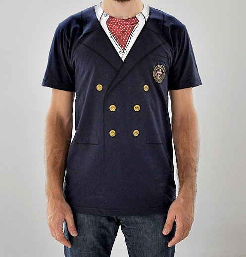 Port Noonan Yacht Club Tee