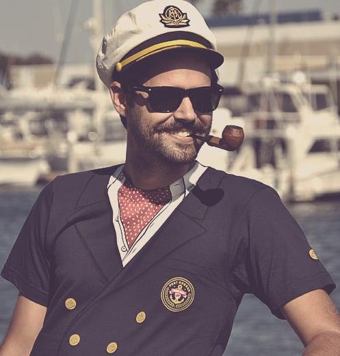 Port Noonan Yacht Club Tee