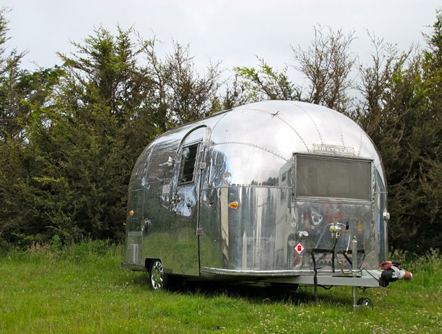 1963 Airstream Bambi - The Awesomer