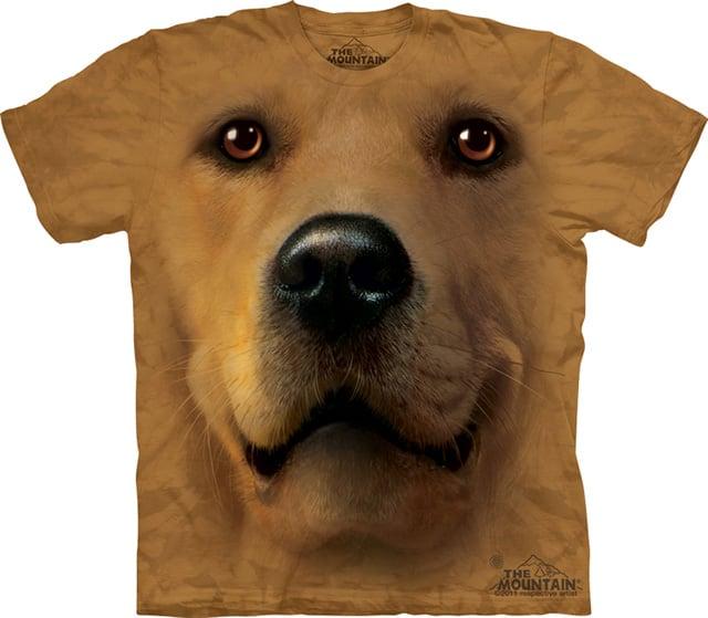 Big Face Animals T-Shirts