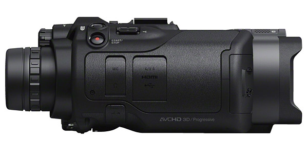 Sony DEV-3 & DEV-5 Binoculars