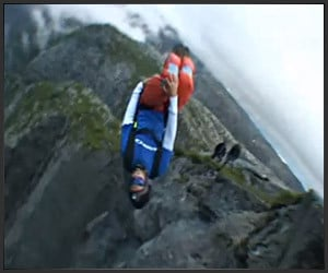 'CJ Style' Basejumping