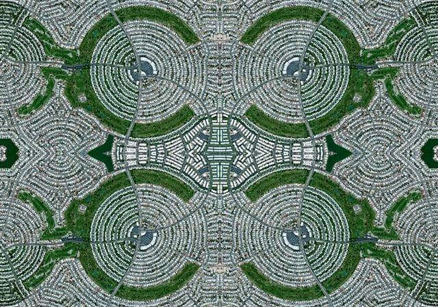 Google Earth Carpets
