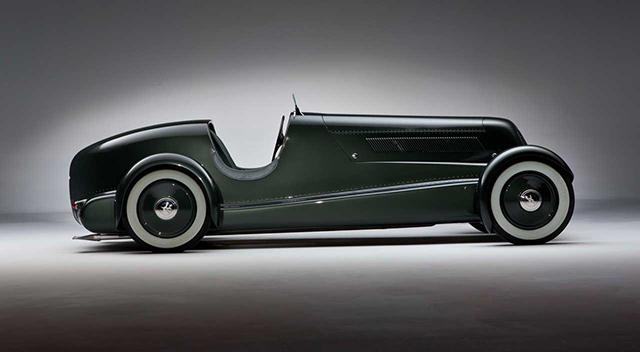 1934 Model 40 Special Speedster